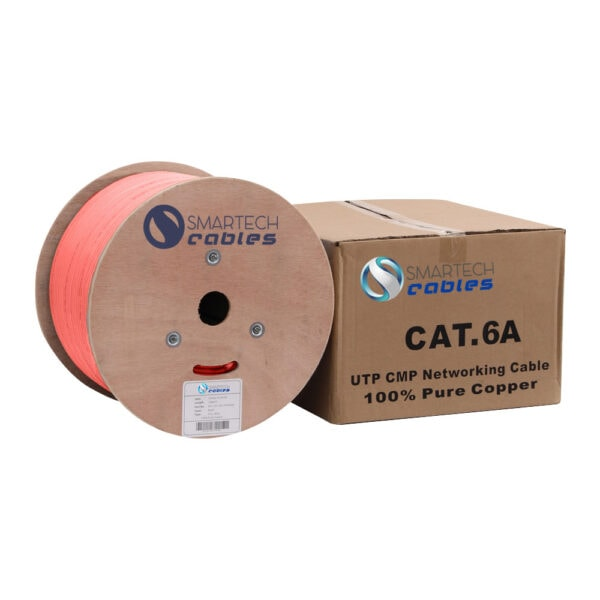 cat6a plenum 1000 ft cable