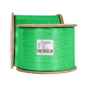 cat6a riser green, 1000ft cat6a riser green